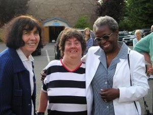 June, Beth and Annie