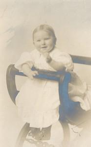 Baby Grace Boardman - 1910