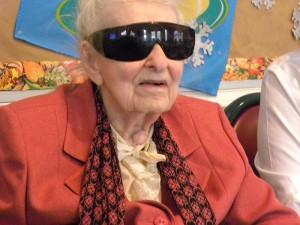 Grace Matthews - Centenarian, 2009